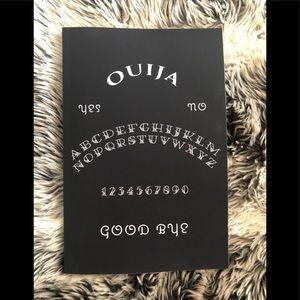 Ouija Journal/Notebook